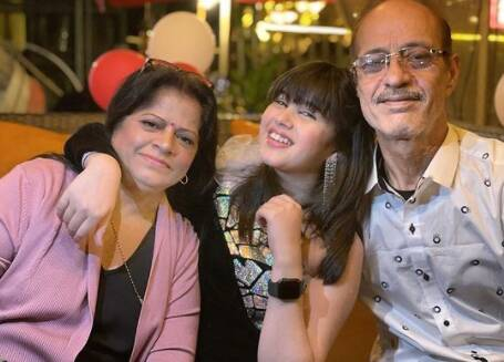 Riva Arora Parents