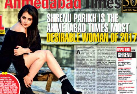 Ahmedabad's Most Desirable women.